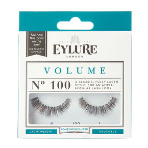 Eylure London Volume False Eyelashes,