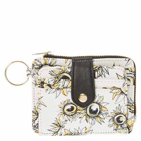 Sunflower Credit Card Case,