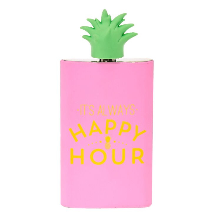Happy Hour Flask,