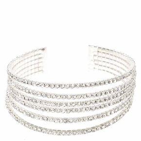 Sparkling Earring & Bracelet Set,