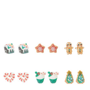 Holiday Treat Earring Sets,