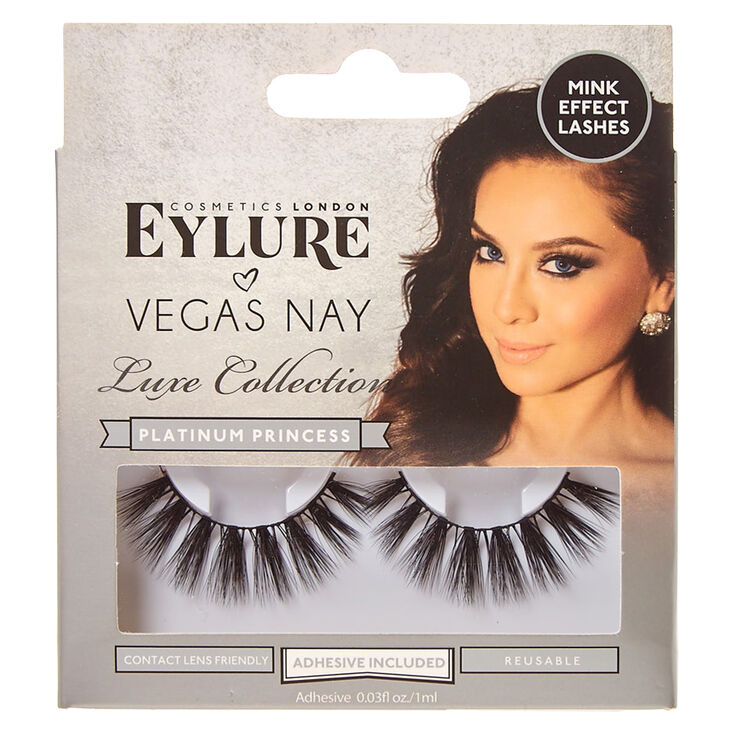 Platinum Princess Vegas Nay Faux Eyelashes By Eyelure at Icing in Victor, NY | Tuggl