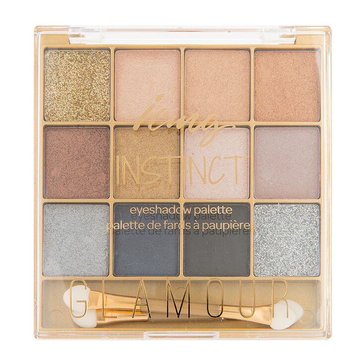 Instinct Glamour Eyeshadow Palette,