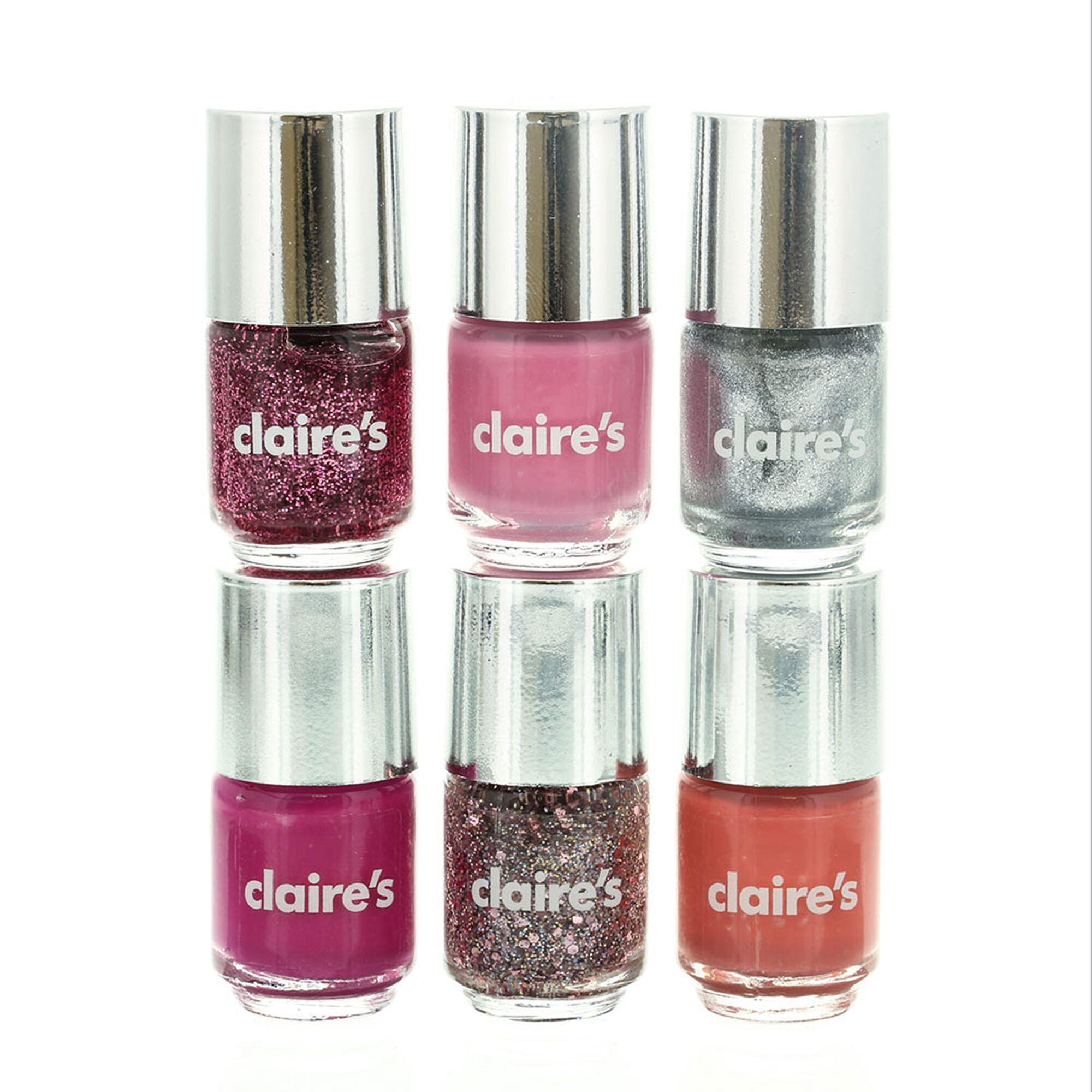 Popular fashion nails uxbridge - 6 Pack Princess Nail Polish