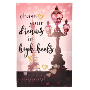 Chase Your Dreams Wall Art,