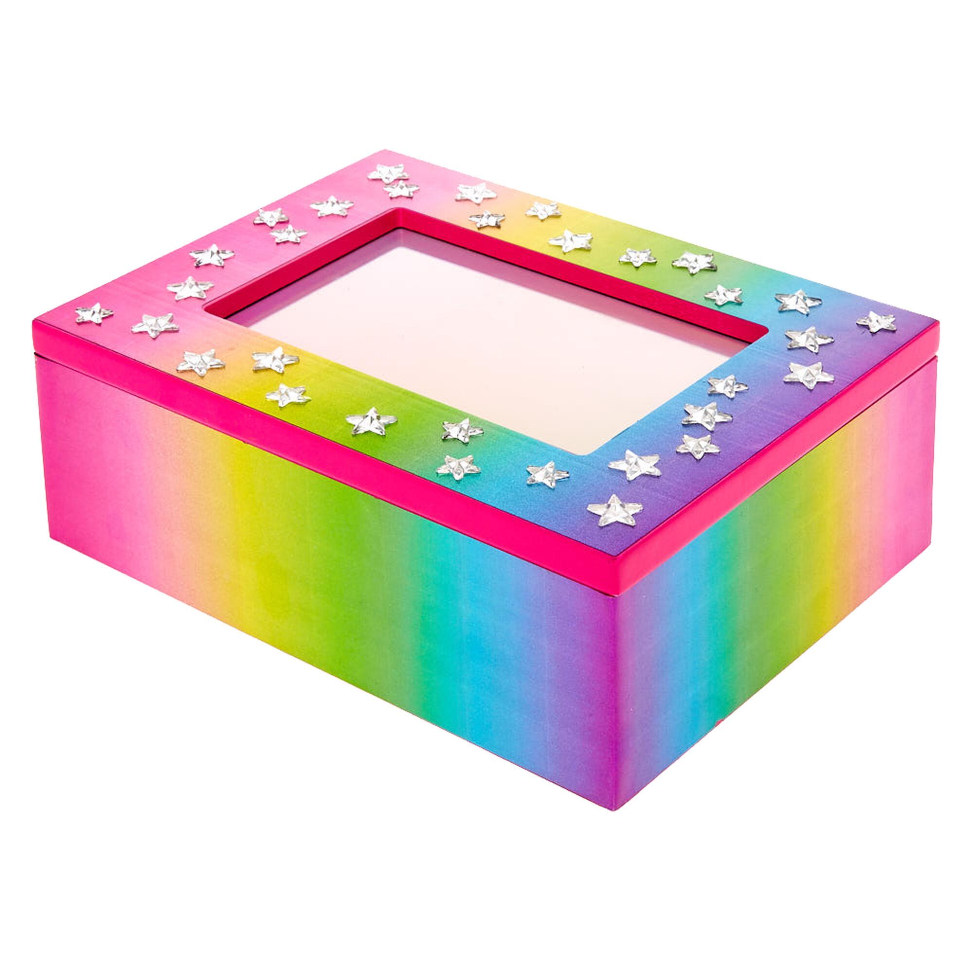 S Kids Gem Jewelry Box