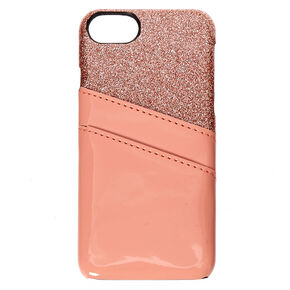 Blush Pink Wallet Phone Case,