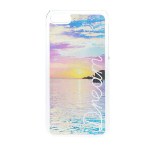 Holographic Dream Paradise Phone Case,