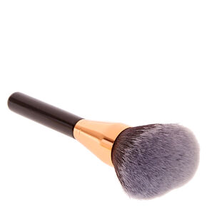 Black & Rose Gold Powder Make Up Brush,