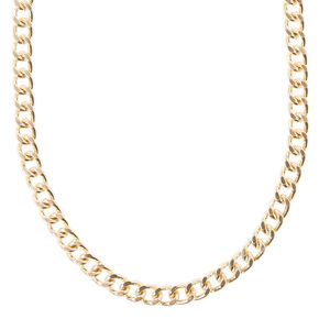 Gold Chain Necklace,