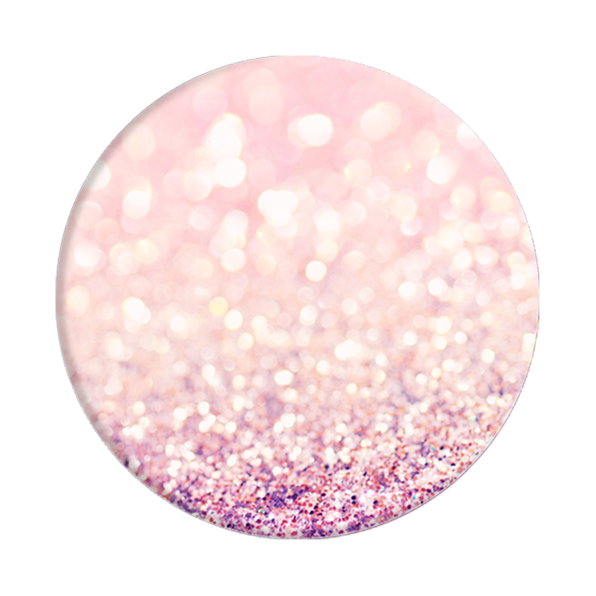 Blush Glitter Popsocket Claire S Us