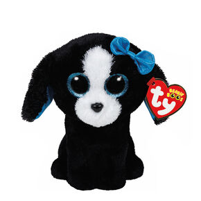 TY Beanie Boos Small Tracey the Dog Toy,
