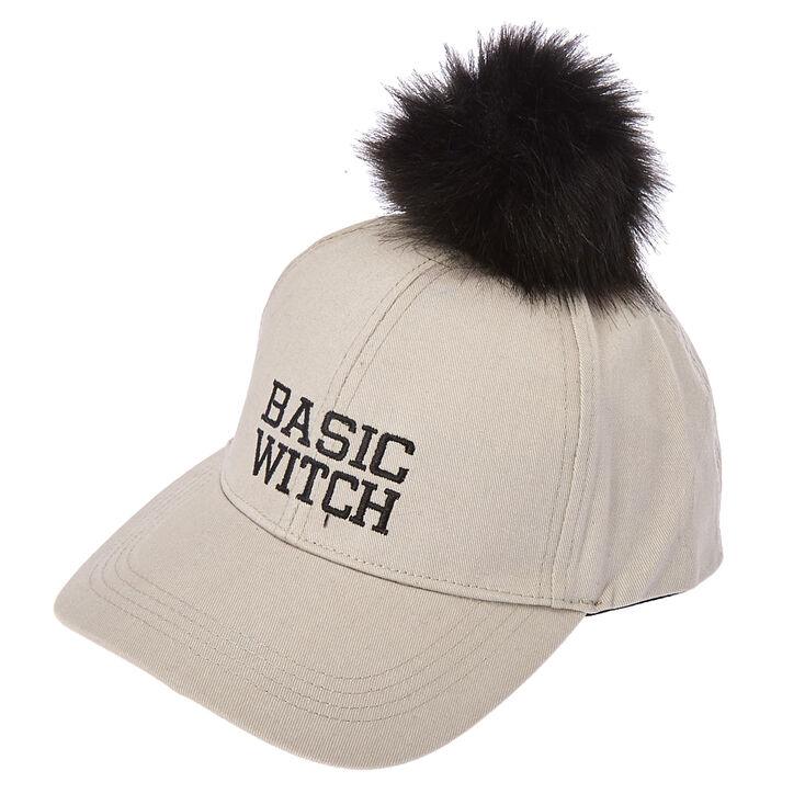 Basic Witch Baseball Cap,