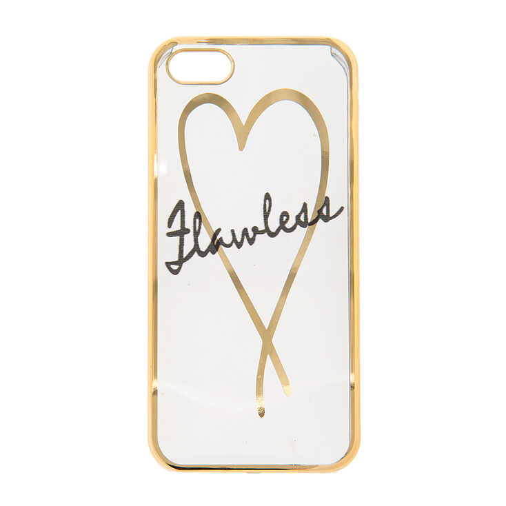 Flawless Phone Case,