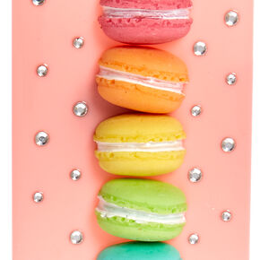 Rainbow Macaroon Phone Case,