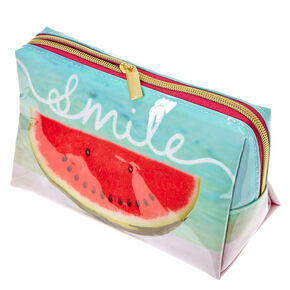 Watermelon Smile Cosmetics Bag,