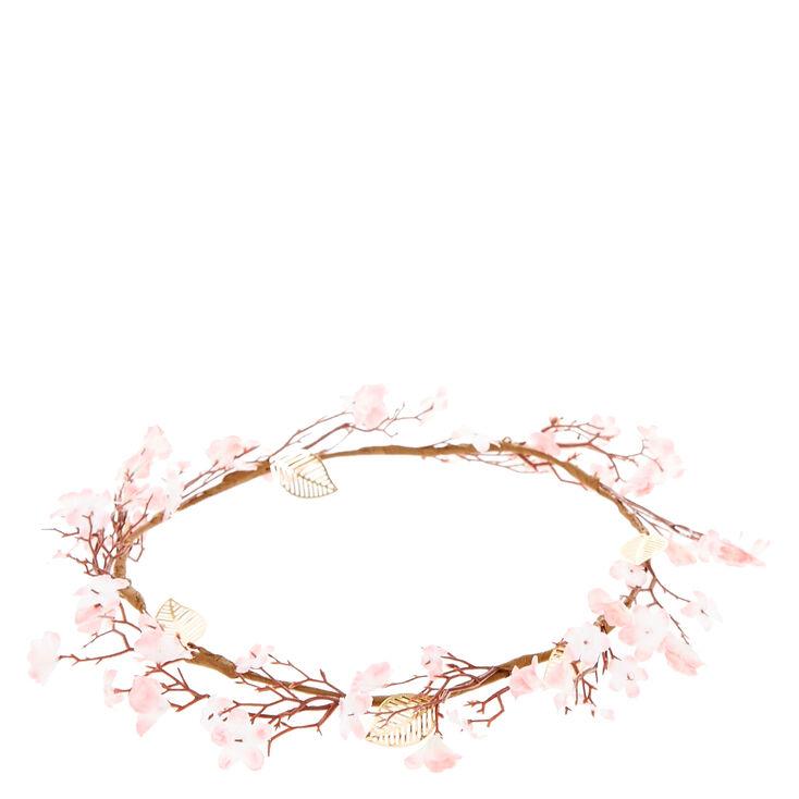 Cherry Blossom Flower Crown,