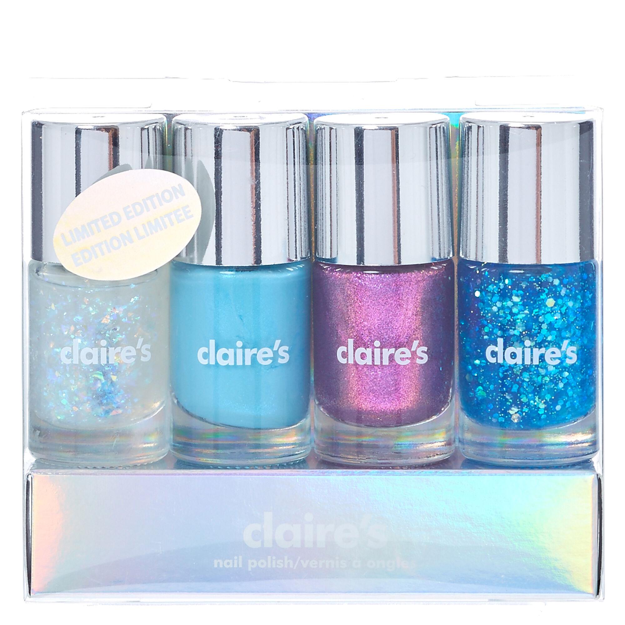 Popular fashion nails uxbridge - Ocean Dream Nail Polish 4 Pack
