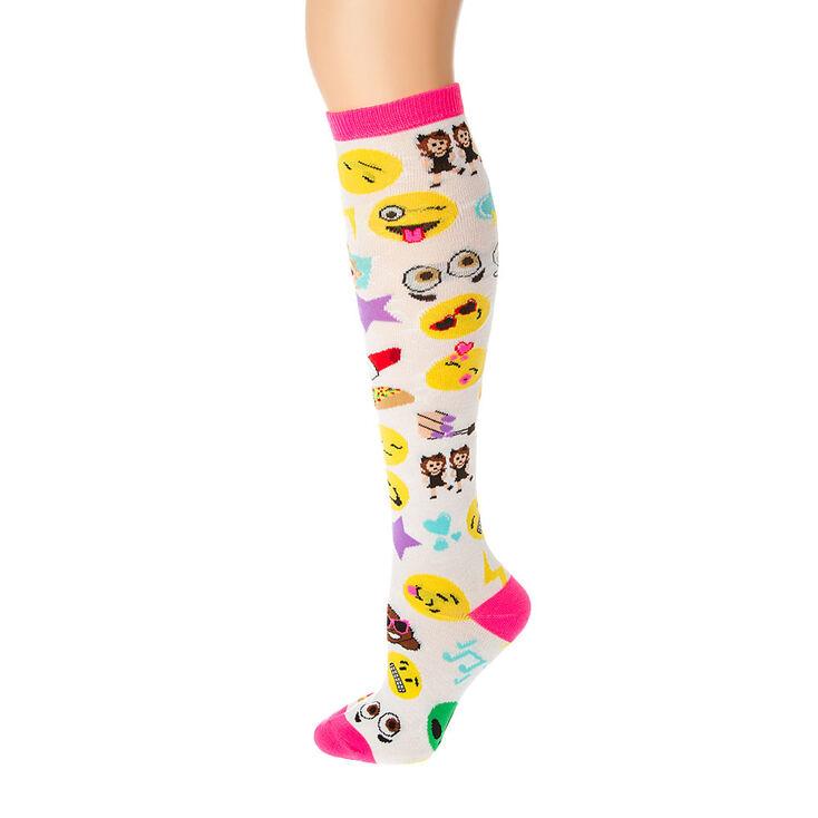 emoji socks - photo #7