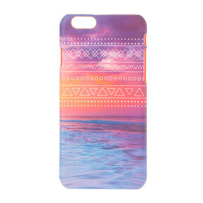 Aztec Beach Sunset Phone Case,