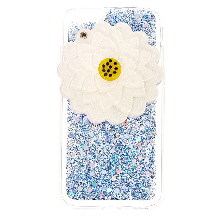 Daisy Mirror Phone Case,