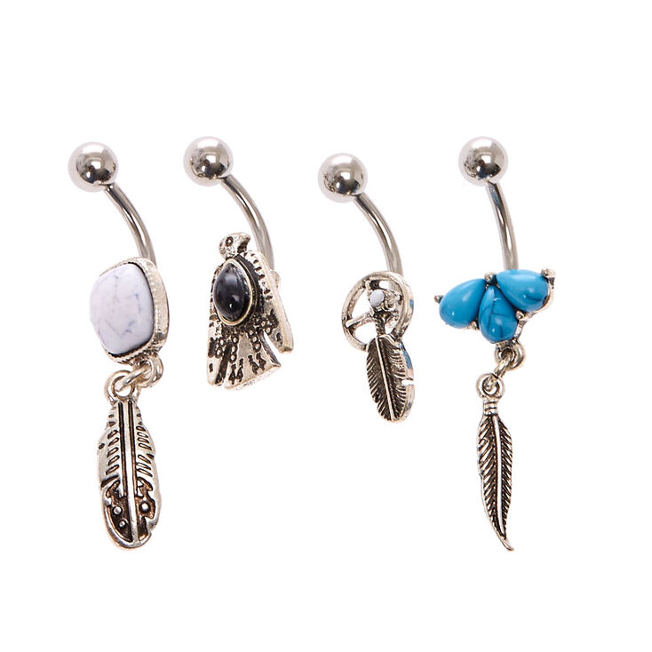 Child of the Wild Belly Button Rings,