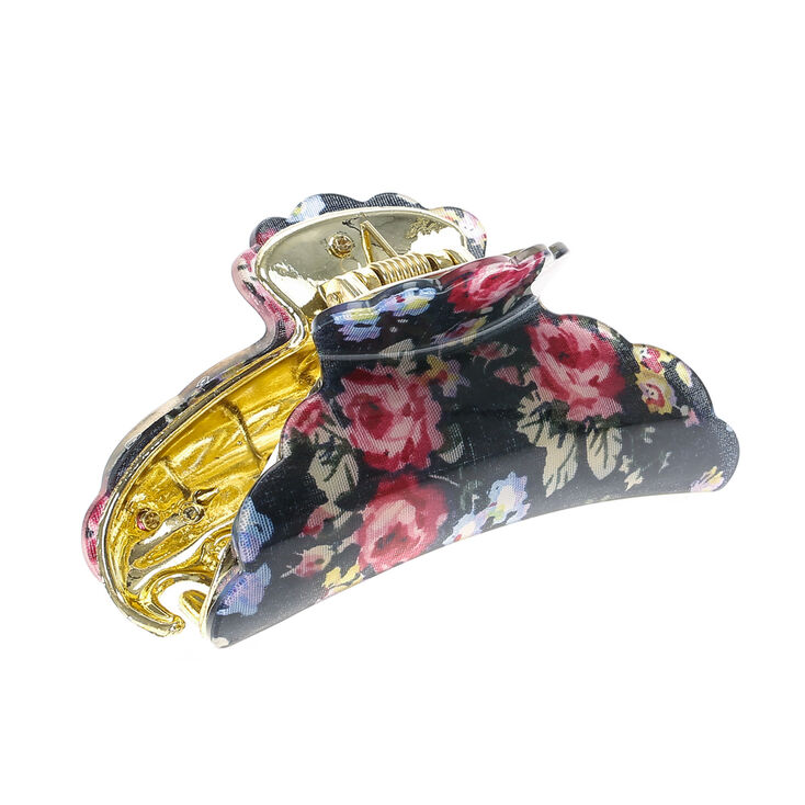 Vintage Floral Hair Claw at Icing in Victor, NY | Tuggl