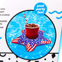 Patriotic Star Inflatable Pool Party Beverage Boats,
