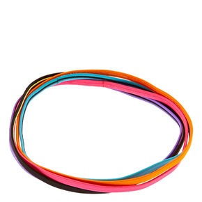 No Slip Grip Multi-Colored Headwraps,