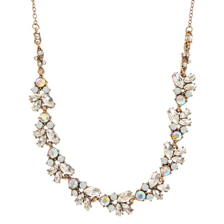 Zelda Crystal Necklace,