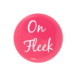 On Fleek Mini Button,