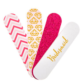 Bridesmaid Nail File Gift Set,