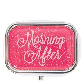 Morning After Pill Box Case,