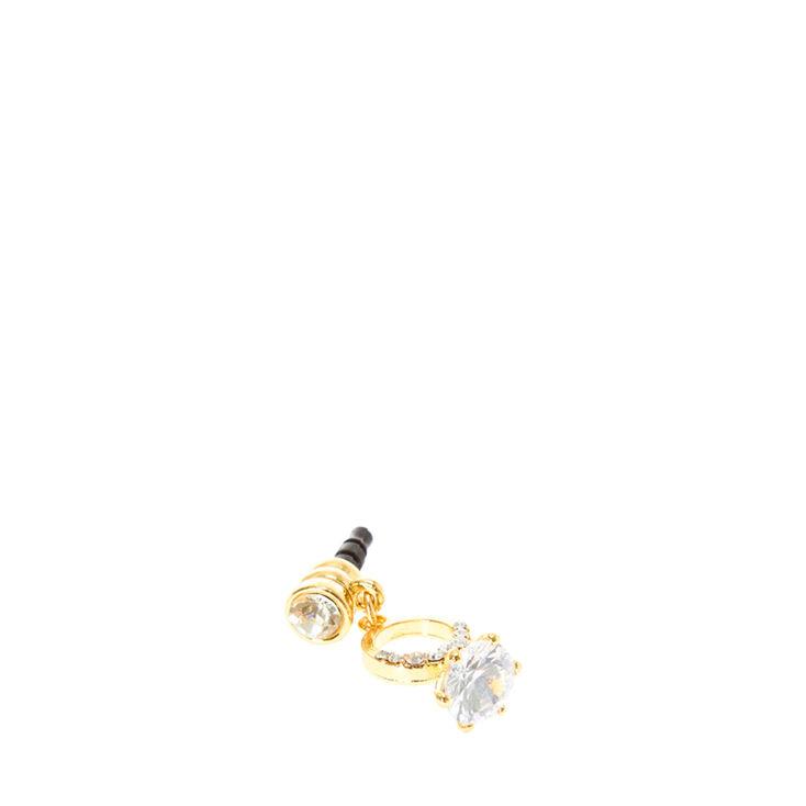 Engagement Ring Phone Charm,