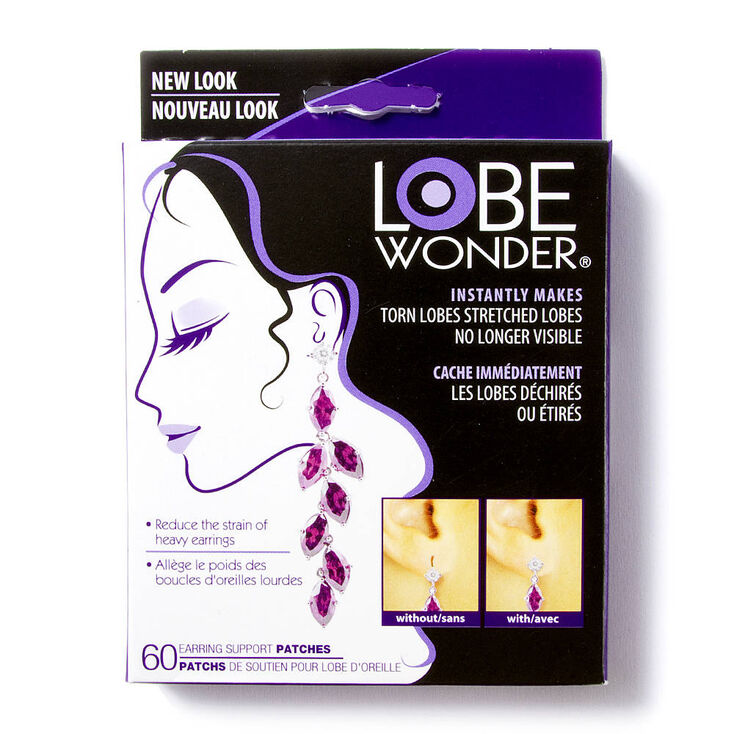 Lobe Wonder Earring Support Patches at Icing in Victor, NY | Tuggl