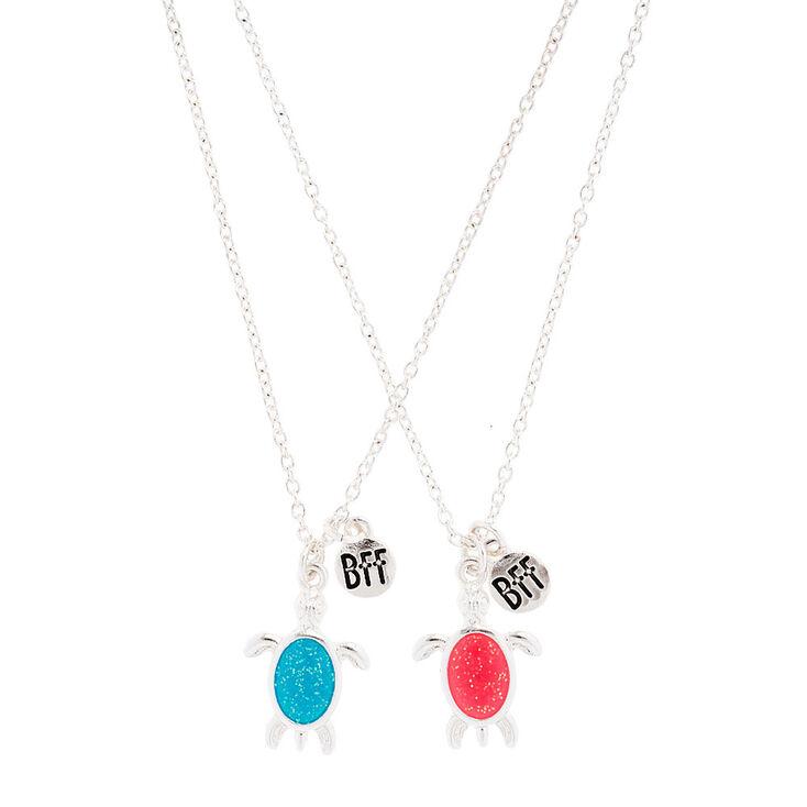 cute turtle best friend necklaces claires ca