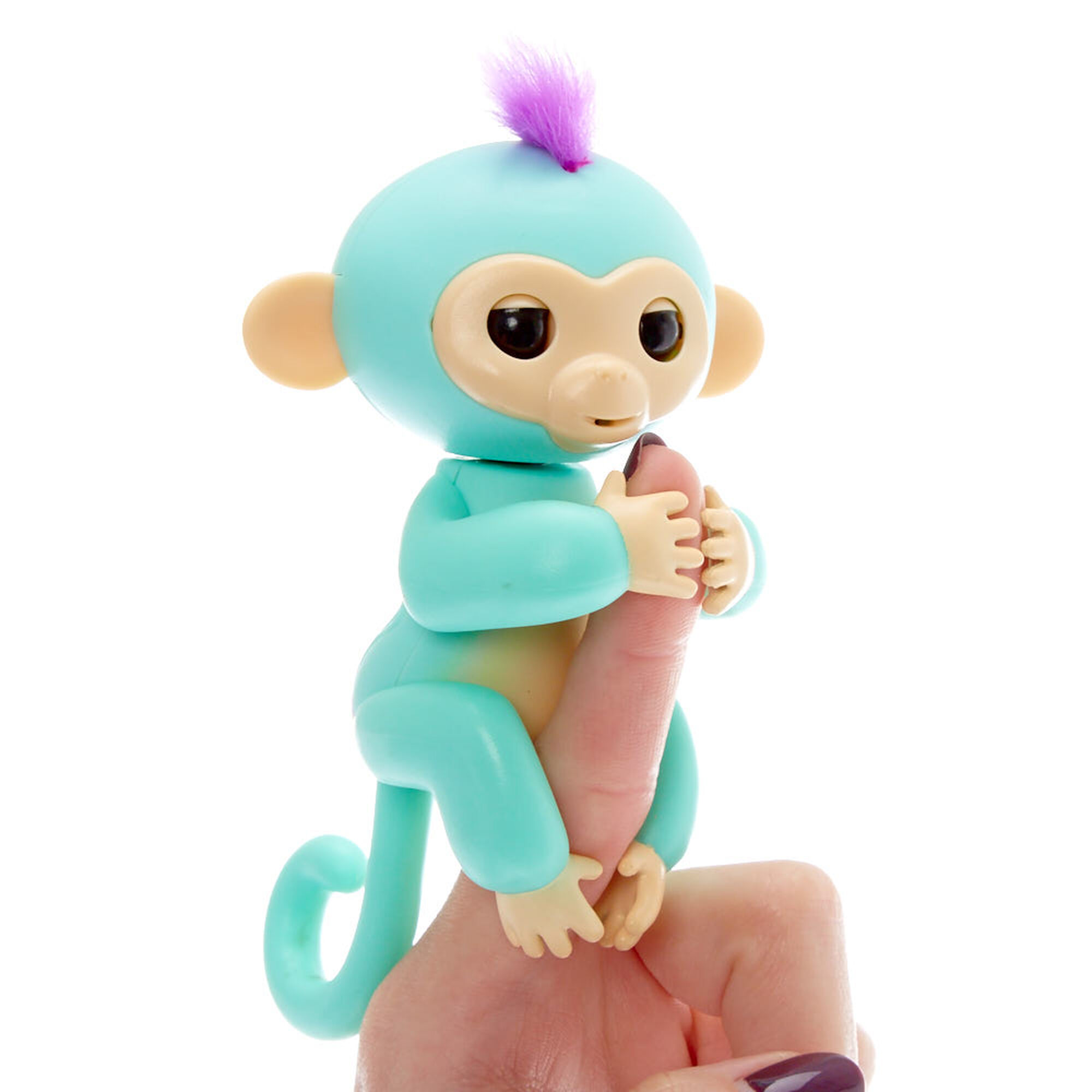 WowWee Fingerlings Interactive Baby Monkey Toy - Zoe Claire s CA