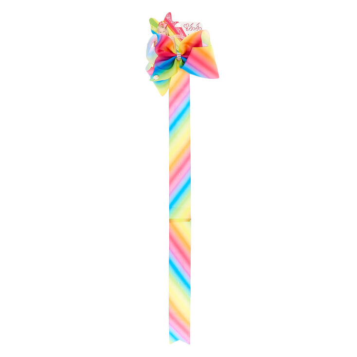 JoJo Siwa Rainbow Bow Holder Claires US