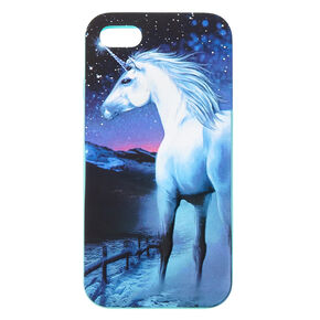 3D Silicone Unicorn Phone Case,