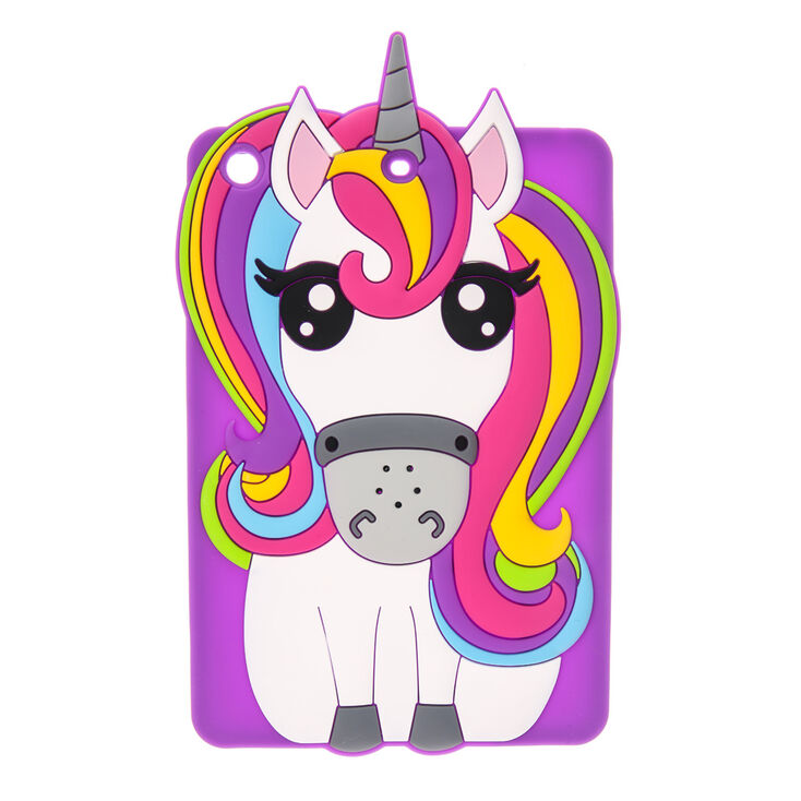 Magical Sound Unicorn Tablet Case Claire S