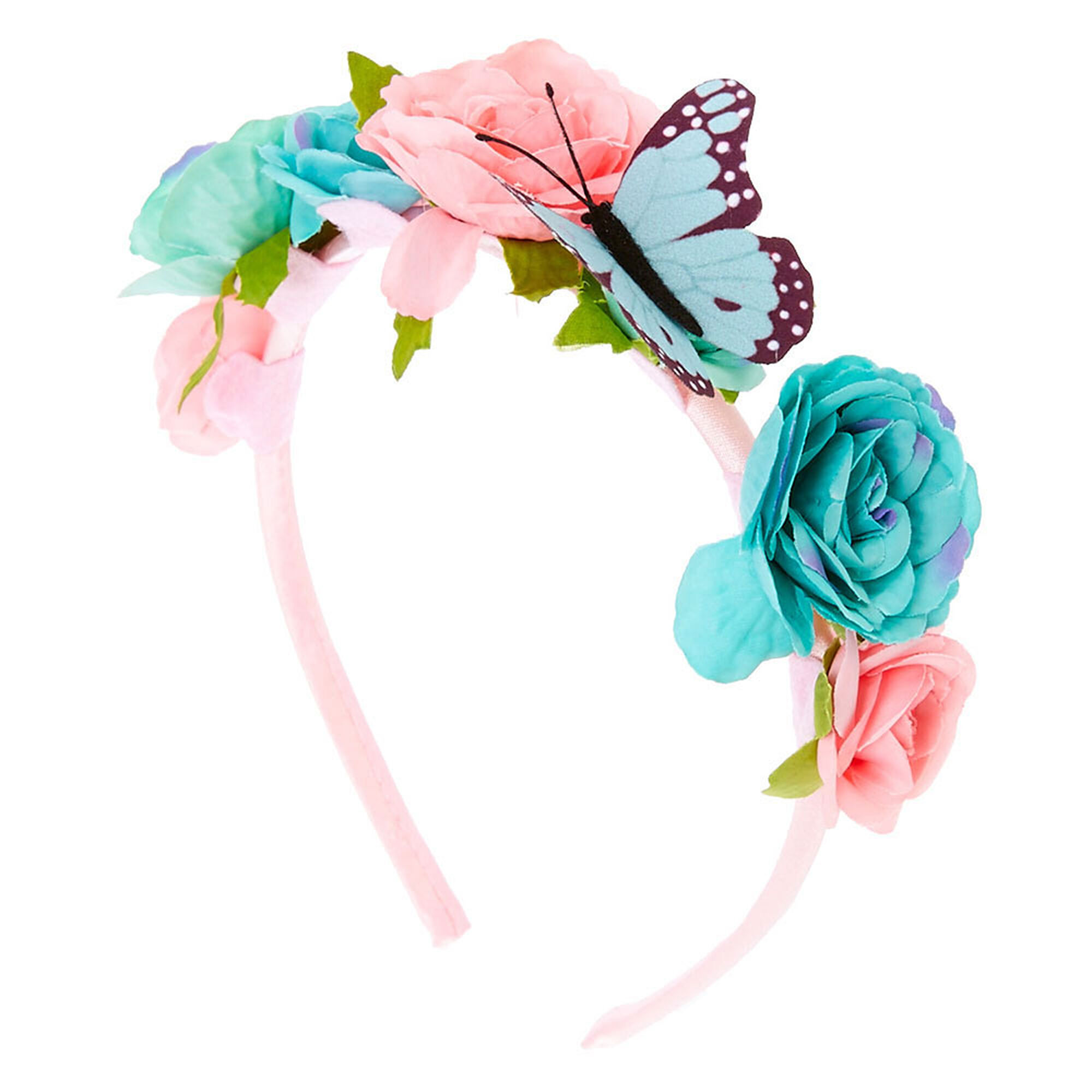 kids butterfly garden headband claire u0027s