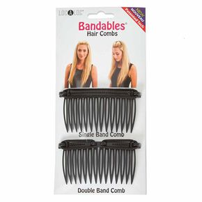 Bandables® Hair Combs,