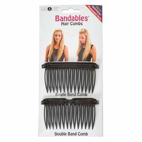 Bandables® Hair Combs,