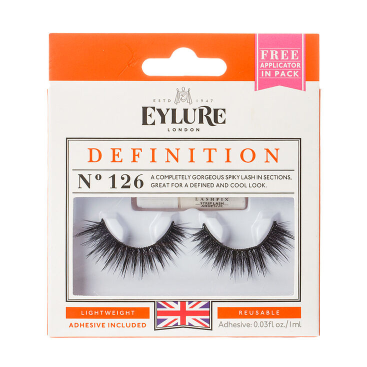 Eylure Definition 126 False Lashes at Icing in Victor, NY | Tuggl
