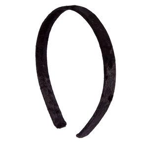 Black Velvet Headband,