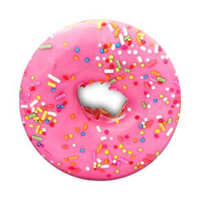 Pink Donut PopSocket,