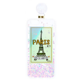 Paris Perfume Liquid Fill Phone Case,