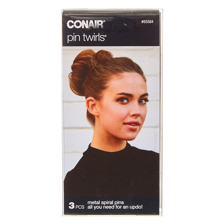 Conair® Spiral Pin Twirls,