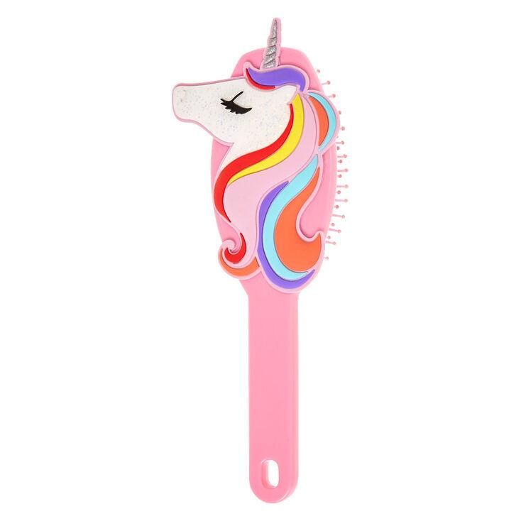 Magical Unicorn Hair Brush Claire S Us