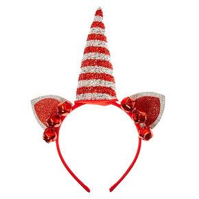 Unicorn Christmas Headband,